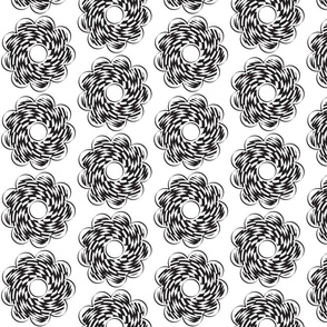 checkered floral 2flower5_-2