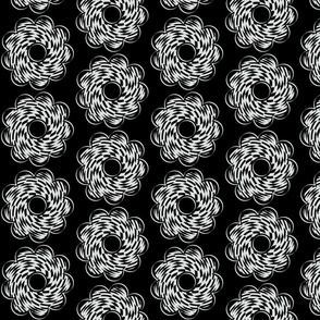 checkered floral 2 flower5_-3