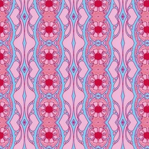 Pink and Blue Cheer