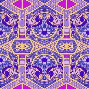 Swirling Geometry