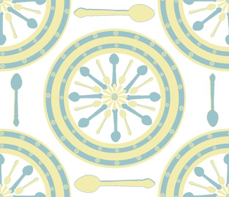 Rrrrspoonflower_time_with_extra_flowers_14x12_replacement_with_extra_spoons_shop_preview