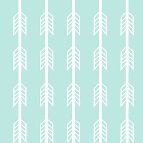 mint arrow stripes nursery baby bright mint cute nursery baby girls nursery colors