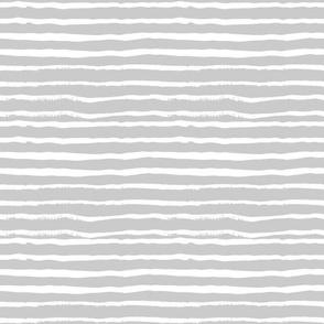 grey stripes painted stripe hand-drawn stripes fabric cute grey designs fabrics