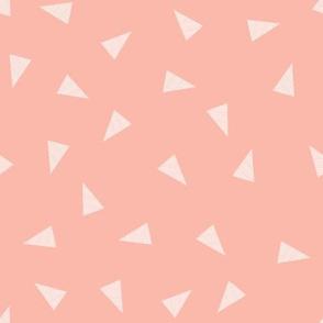blush triangles cute triangles fabric best baby blush fabrics cute nursery