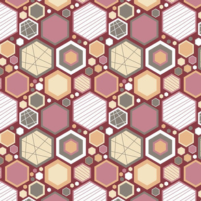 Hip Hexagons (Regal)