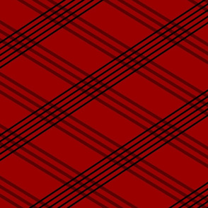Flowers_Checkered_BW_Lines_red-coord4