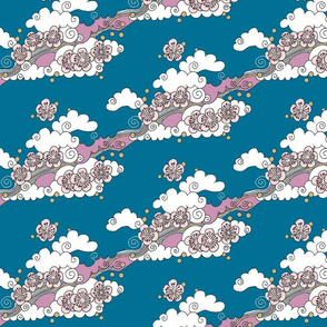 japanese_clouds_and_blossom,teal