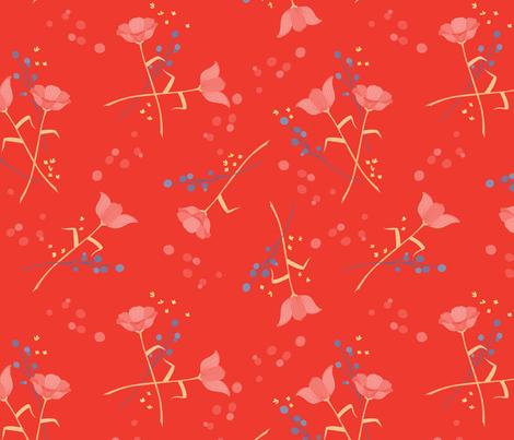 Promenade - Rosecliff fabric by abbyhersey on Spoonflower - custom fabric