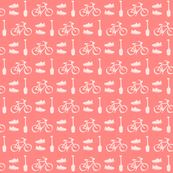Sport Pattern Peach