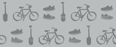 Sport Pattern Grey