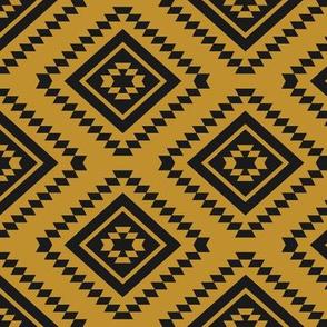 Aztec - K90, Dk Caramel