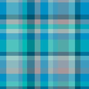 plaid in twilight
