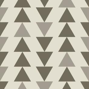 Arrows - Clay,  Mushroom,  Cream