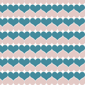 hearts on_line pinkblue