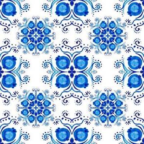 Blue granat
