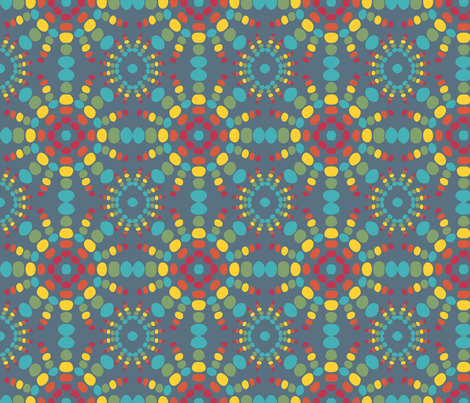 Celebrate_mandala fabric by colour_angel_by_kv on Spoonflower - custom fabric
