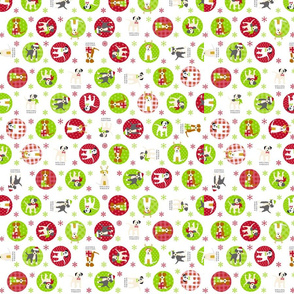 Save-a-Bull Rescue Gift Wrap