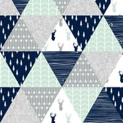 Rnew_northern_lights_triangle_quilt_top_buck_head-02_shop_thumb