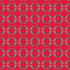 Caw Caw Rose Tiny Circles