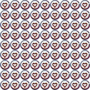 coffee hearts basic repeat