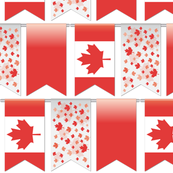 flags for canada