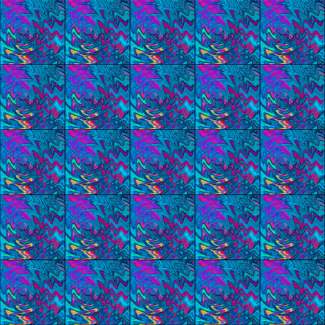 Crazy Magenta fabric by ann_sanfedele on Spoonflower - custom fabric
