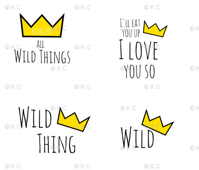 Wild Thing Panels