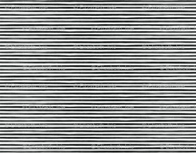 black gouache stripe