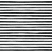 black gouache stripe