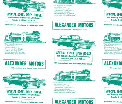 Edsel motors for West end motors wintersville ohio