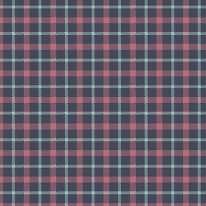 SPOONFLOWER STITCHES PLAID