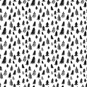 Forest Sketch (Tiny)