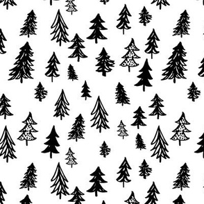 Forest Sketch (Small)