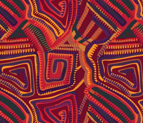 mola-like fabric by wren_leyland on Spoonflower - custom fabric