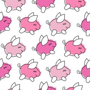 PINK PIGGY SPLAT