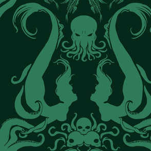 Cthulhu & Mermaids