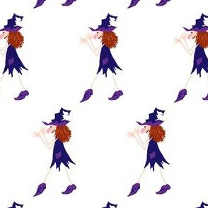 Funny witch