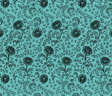 Lace_with_fill_in_pattern_black_on_turquoise_150_hazel_fisher_creations_shop_preview