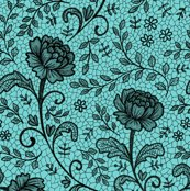 Lace_with_fill_in_pattern_black_on_turquoise_150_hazel_fisher_creations_shop_thumb