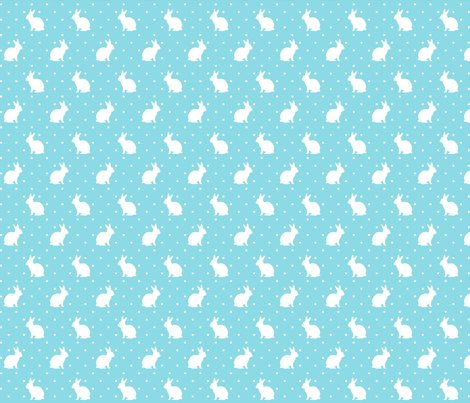 Rabbits_white_on_blue_150_hazel_fisher_creations_shop_preview