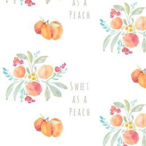 Sweet as a Peach 3