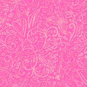 Butterfly Swirl - Pink