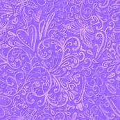 Butterfly Swirl - Purple