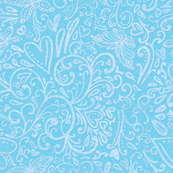 Butterfly Swirl - Blue