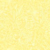Butterfly Swirl - Yellow