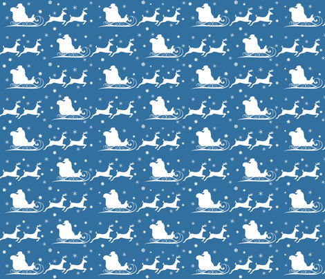 Sleightime fabric by bags29 on Spoonflower - custom fabric