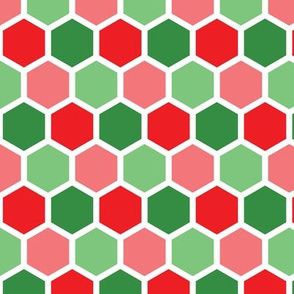 Holiday Hexies