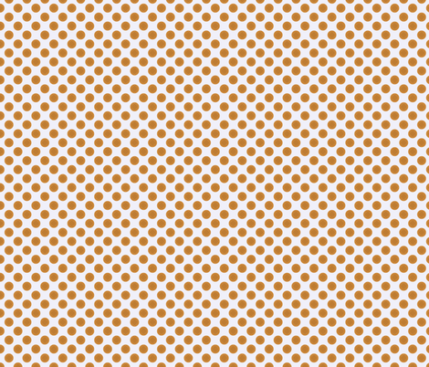 Peanut Butter Cookies fabric by anniecdesigns on Spoonflower - custom fabric