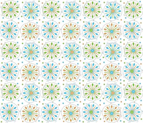 2017 Spoonflower Tee Challenge fabric by malibu_creative on Spoonflower - custom fabric