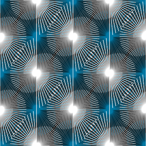 Luminous Diagonal lines fabric by deanna_konz on Spoonflower - custom fabric